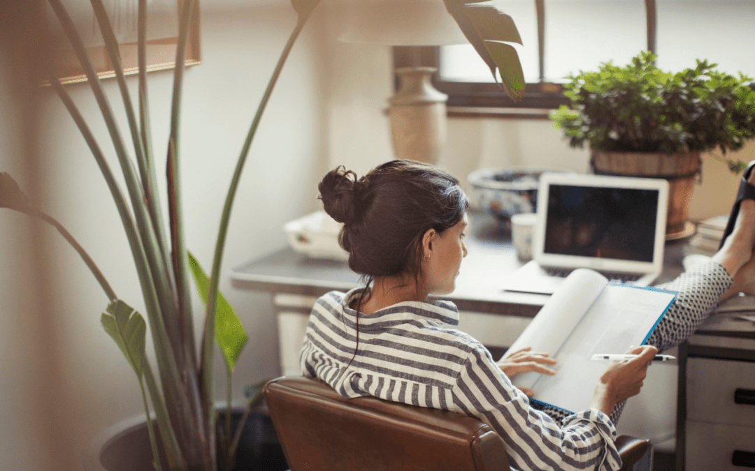 Finding remote work outside the public service.